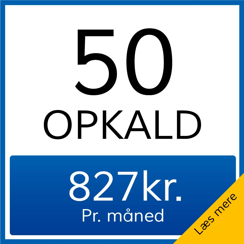 50opkald